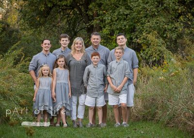 pArt of Life Photography family photo session Oakland Township